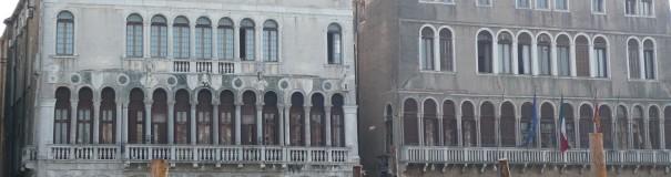 Ca' Farsetti e Ca' Loredan sedi del Comune di Venezia