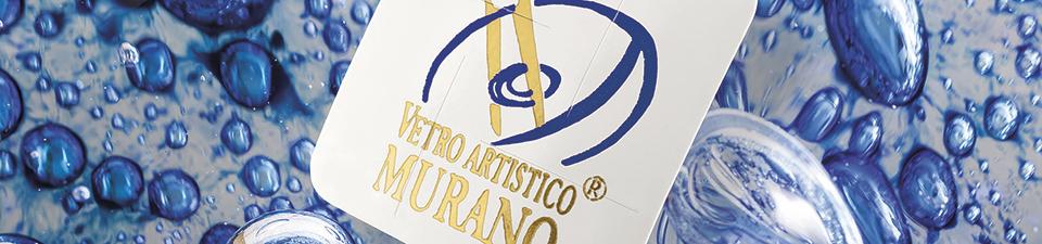 Bollino Vetro Artistico® Murano